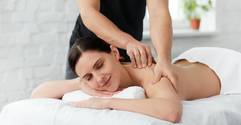 Benefits of aromatherapy massage
