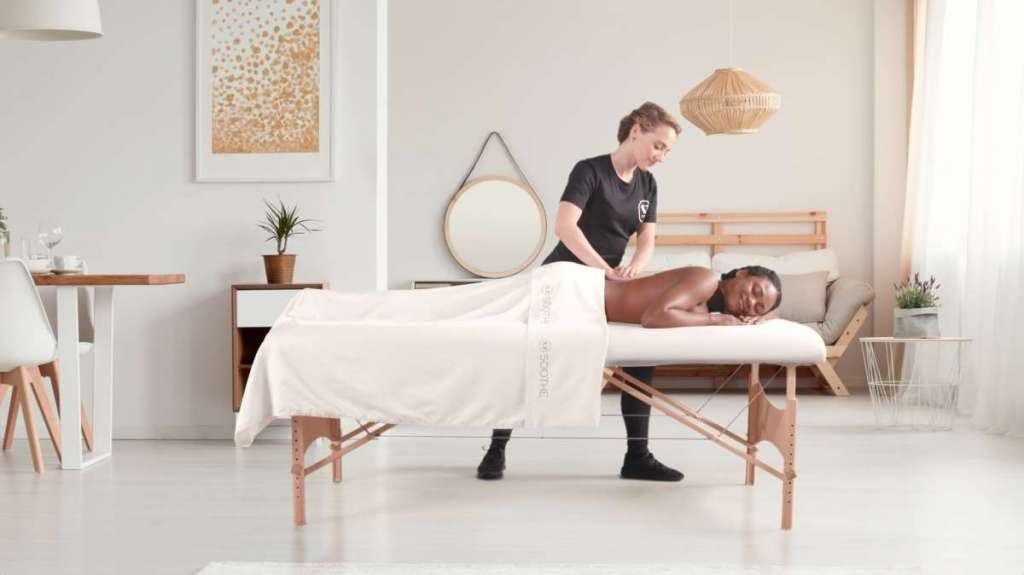 Massages are safe for breast cancer patients and have mood-boosting benefits